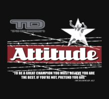 attitude by takedown