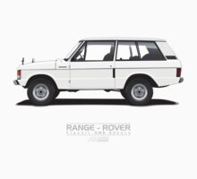 Range Rover Classic 3door Kids Clothes