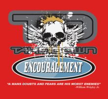 encouragement by takedown