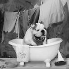 Bath time big boy by Lover1969
