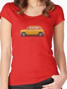 Austin Mini Women's Fitted Scoop T-Shirt