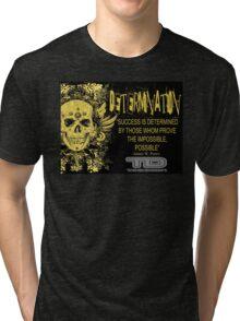 gold soul crew Tri-blend T-Shirt