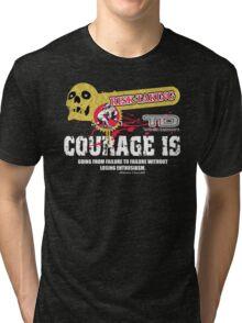 risk taking Tri-blend T-Shirt