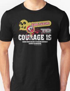 risk taking Unisex T-Shirt