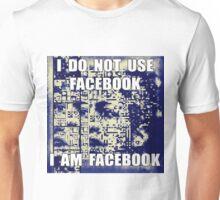 I DO NOT USE I AM 03 Unisex T-Shirt