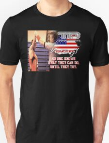 try victory Unisex T-Shirt