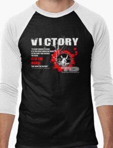 victory Men's Baseball ¾ T-Shirt