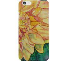 In the Dahlia patch iPhone Case/Skin