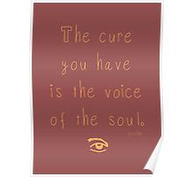 The cure you have Poster