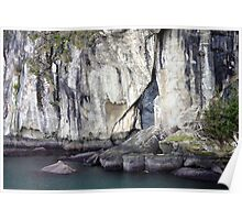 Cliff Echo Bay Poster