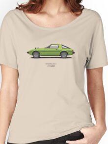 Savanna RX-7 Women's Relaxed Fit T-Shirt
