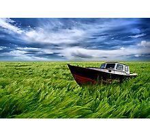 Ocean Green Photographic Print