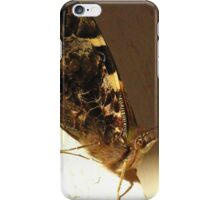 Butterfly Looking iPhone Case/Skin
