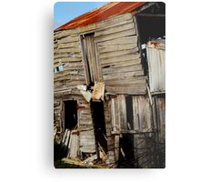 Barn, Geelong Metal Print