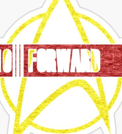 Ten Forward Sticker