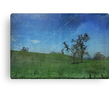 The Part of Me I Can't Let Go Canvas Print