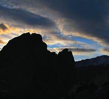 Twilight at Garden of the Gods by Bill Hendricks