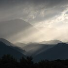 Filtered Sunlight on the Front Range by Bill Hendricks