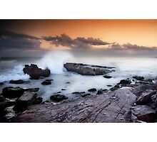 Crowdy Head #012 -Ocean In Motion Series Photographic Print