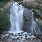 Helen Hunt Falls by Bill Hendricks