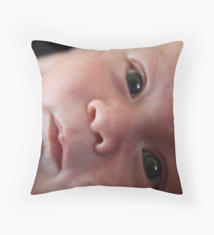 Placid Throw Pillow