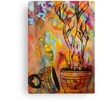 Releasing the dreams Canvas Print