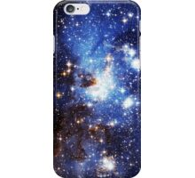Blue Galaxy 3.0 iPhone Case/Skin