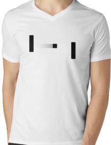 Pong Game Mens V-Neck T-Shirt