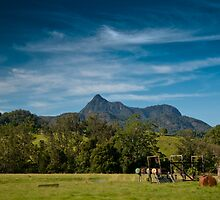 Mt Warning, Murwullimbah, NSW by kwill