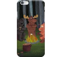 Summer Bonfire iPhone Case/Skin