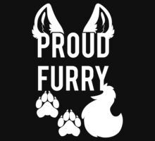 PROUD FURRY by 8Bit-Paws