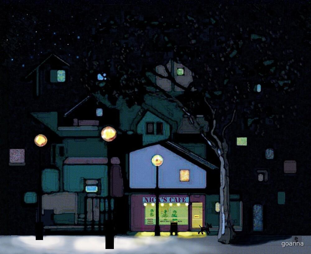 City Nights by goanna