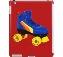 80s Roller Skate iPad Case/Skin