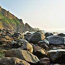 Alderney Coastline by NeilAlderney