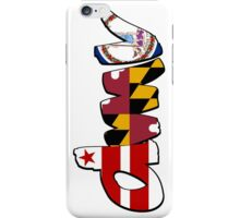 dmv iPhone Case/Skin