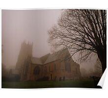 Soham Church, Cambridgeshire Poster