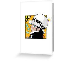 Chibi Law Greeting Card