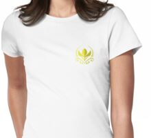 Arendelle's Crocus Womens Fitted T-Shirt