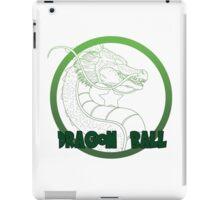 Dragon Ball -Mortal kombat logo style iPad Case/Skin