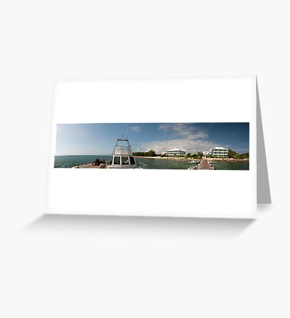 Ocean Frontiers Greeting Card