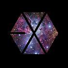 Exo-nebula by 3rystal