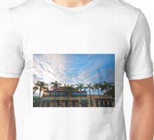 The Grand View Hotel - Cleveland Qld Unisex T-Shirt