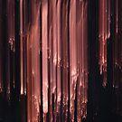Pink Stalactites by Meg Hart