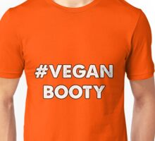 Vegan Booty Hastag Unisex T-Shirt