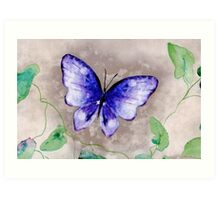 Butterfly Whimsy Art Print
