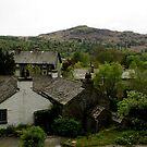 Grasmere from Dove Cottage garden, Cumbria by BronReid