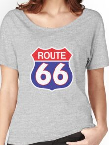 Route 66 Women's Relaxed Fit T-Shirt