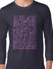 Paparazzi Purple Long Sleeve T-Shirt