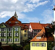 Meersburg Skyline by SmoothBreeze7