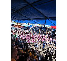 Oruro: Carnaval Photographic Print